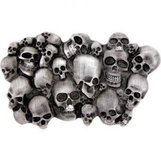 Skull Belt Buckle Clothing
