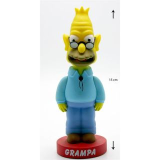 Head 15 cm Grandpa   Achat / Vente FIGURINE Simpsons Bobble Head 15