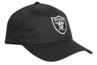 Oakland Raiders Classic Logo Baseball Hat Clothing