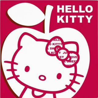 20 Serviettes Hello Kitty Apple   Paquet de 20 serviettes en papier