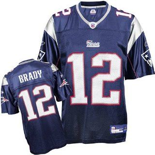 Reebok New England Patriots Tom Brady Youth Replica Jersey
