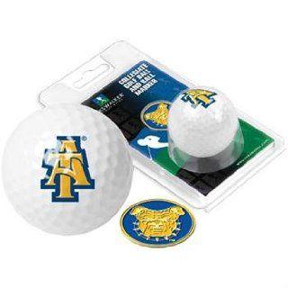 North Carolina A&T Aggies NCAA Collegiate Logo Golf Ball