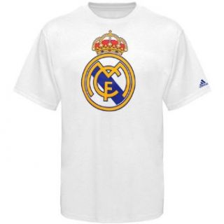 Soccer adidas Real Madrid CF Youth Big Logo T Shirt