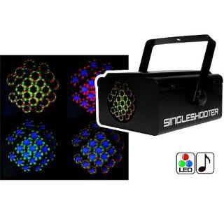 à 18 LEDs 3 couleurs   Ce jeu de nouvelle génération utilise 18