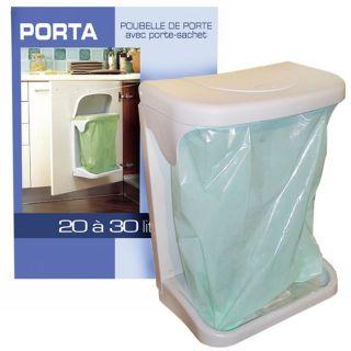 FRANDIS PORTA Poubelle intérieur de porte 20 à 30L   Achat / Vente