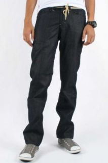 DGK   Mens All Day 4 Jeans in Indigo Raw, Size: 30, Color