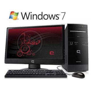 CENTRALE + ECRAN Compaq Presario CQ5223FR m + écran 21,5 Compaq Q2