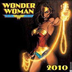 Wonder Woman 2010 Calendar