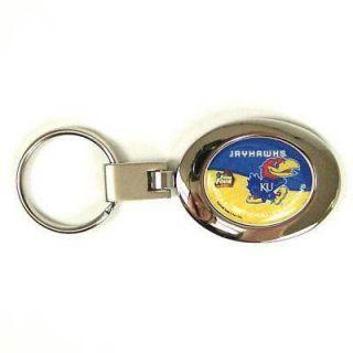 Kansas Jayhawks 2008 National Champions Keychain