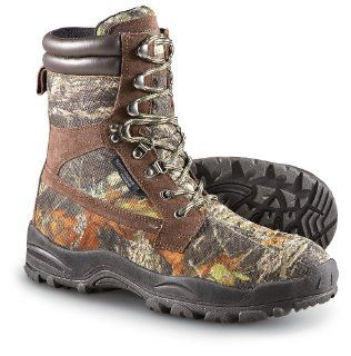 Insulation Waterproof Hunting Boots Mossy Oak, MOSSY OAK, 9.5 Shoes
