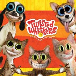 Twisted Whiskers 2011 Wall Calendar