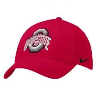 NCAA Nike Ohio State Buckeyes Scarlet Wool Classic Hat