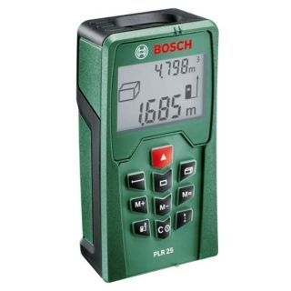 25   Achat / Vente TELEMETRE   LASER BOSCH Télémètre laser PLR 25