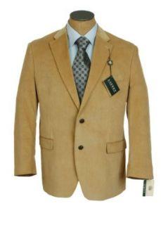 Ralph Lauren Mens Tan Corduroy Sport Coat Jacket  Size 36R