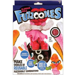 Fuzzoodles Small Glamour Girl Activity Kit Today $8.29