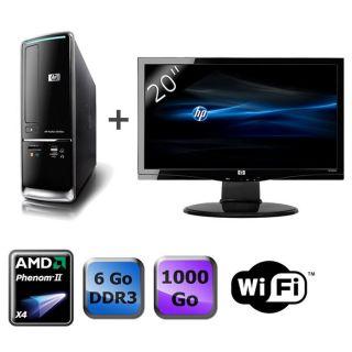 HP Pavilion Slimline s5725fr + écran 20 pouces   Achat / Vente UNITE