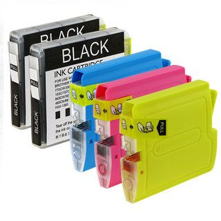 Brother LC51 Compatible Deluxe Ink Combo (Pack of 5)