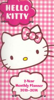 Hello Kitty 2 Year Pocket Planner 2013 Calendar (Calendar)