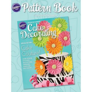 Wilton Pattern Book 2013  Today $10.49