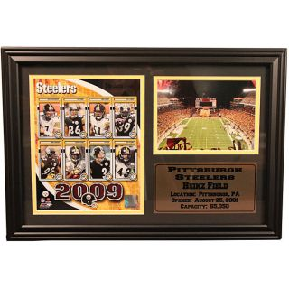 2009 Pittsburgh Steelers 12x18 Framed Photo