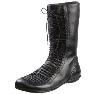 Miz Mooz Womens Diane Boot,Black,11 M US: Shoes