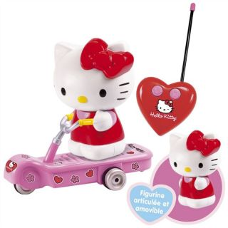 Hello Kitty Trottinette Radio Commandée 23.5 cm   Achat / Vente