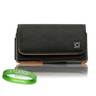 Quality BLACK LG Optimus 2X Leather Case Holster with
