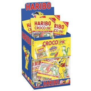 HARIBO Croco Pik 30 Mini Sachets   Achat / Vente CONFISERIE DE SUCRE