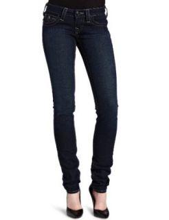 True Religion Womens Julie Pave Skinny Leg Jean, Lonestar