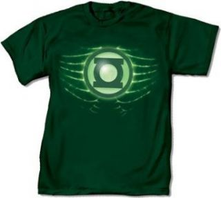 Green Lantern Movie Symbol T shirt (XXL) Clothing