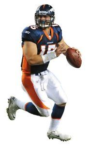 Fathead Tim Tebow Denver Broncos Player Wall Graphics