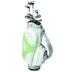 Callaway Womens 2012 Solaire 9 piece Complete Set