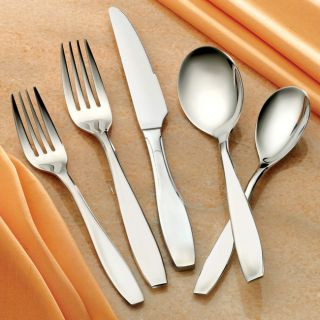 Gibson 20 piece Soraya Flatware Set