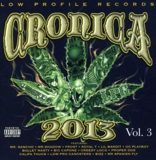 Various Artists   Cronica 2013 Vol. 3