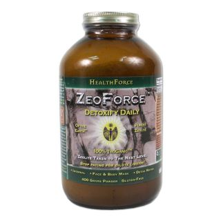 ZeoForce 400 grams Alkalizing Dietary Supplement Powder