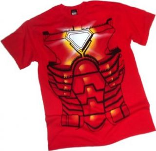 Iron Man    Costume T Shirt Clothing