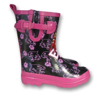 Disney High School Musical Girls Purple Rain Boots Shoes