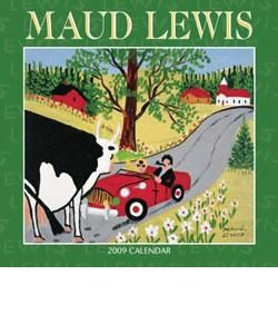 Maud Lewis 2009 Wall Calendar