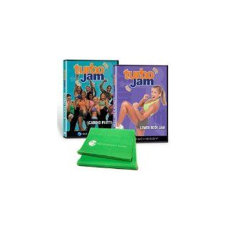 Turbo Jam Deluxe 2 DVD Set by Chalene Johnson   Cardio