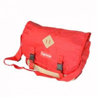 [Utility Red   Supreme] Multi Purposes Messenger Bag
