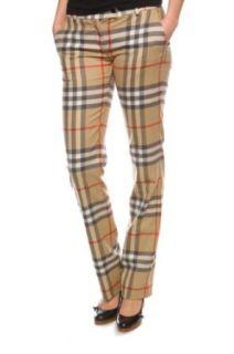 Burberry London Pants , Color Beige, Size 36 Clothing