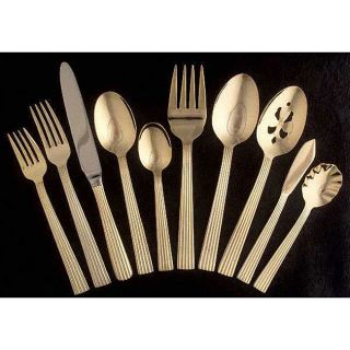 Wallace 18/10 Stainless Steel 65 piece Flatware Set with Chest