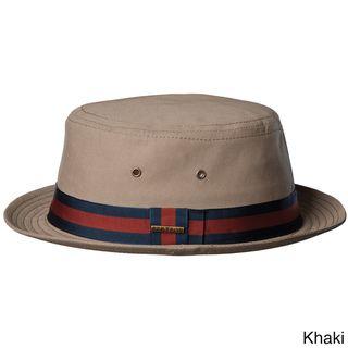 Stetson Mens Water Repellent Bucket Hat