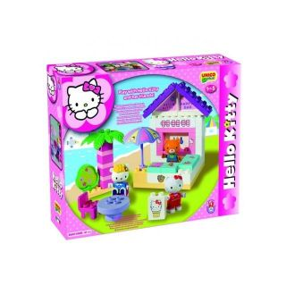Hello Kitty   Le Snack Plage De Hello Kitty   41 pièces dont 3