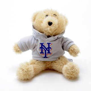 New York Mets 8 Hoody Teddy Bear