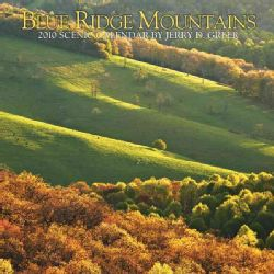 Blue Ridge Mountains 2010 Scenic Wall Calendar