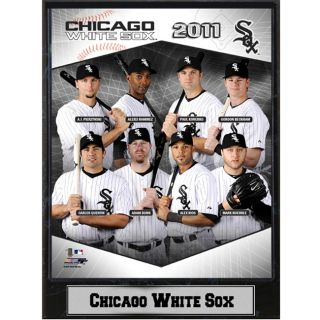 2011 Chicago White Sox Stats Plaque