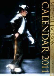 Michael Jackson 2011 Calendar (Calendar)