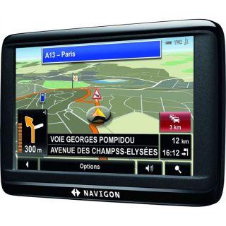 40 Easy Comfort Edition   Achat / Vente GPS AUTONOME NAVIGON 40