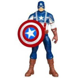 Hasbro   Avengers   Origins Captain America   La figurine articulée